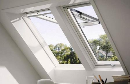 Велюкс премиум панорамное окно