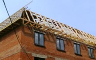 Стоимость устройства мансардной крыши
