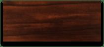 Цвет Бразильская вишня - покрытие метпллопрофиля