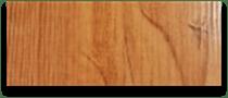 Цвет Кедр - покрытие метпллопрофиля