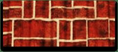 Цвет Кирпич рустик - покрытие метпллопрофиля