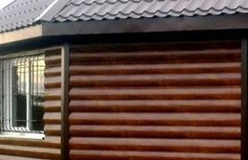 Lambris pvc pour exterieur ossature leroy merlin for Sauna exterieur occasion