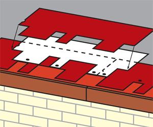 Крыша катепал своими руками