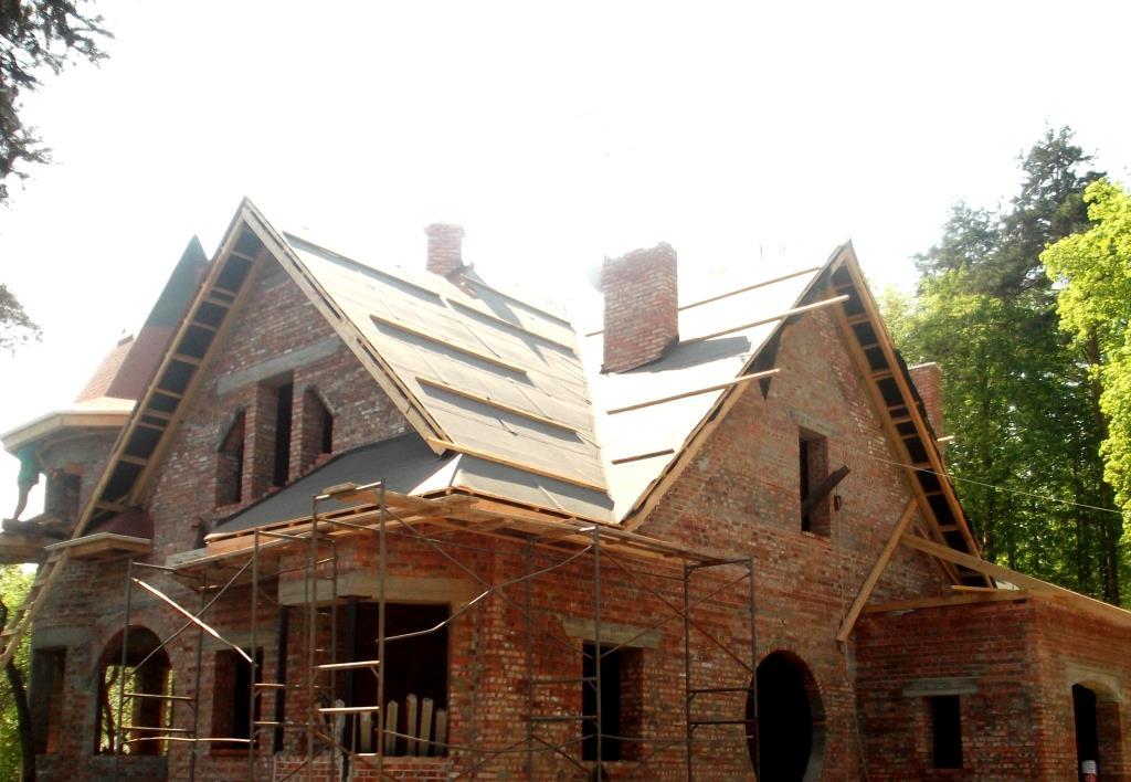 Гаража ремонт всеволожск крыши